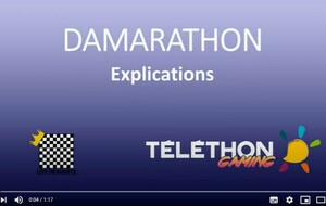 LIVEDRAUGHT : DAMARATHON